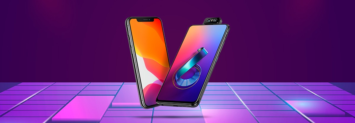 Zenfone 6 vs iPhone 11: uma cmera flip bate a otimizao de software? | Comparativo