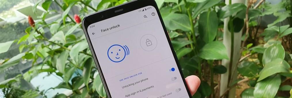 Finalmente! Update de abril da linha Pixel traz melhorias de segurana ao face unlock