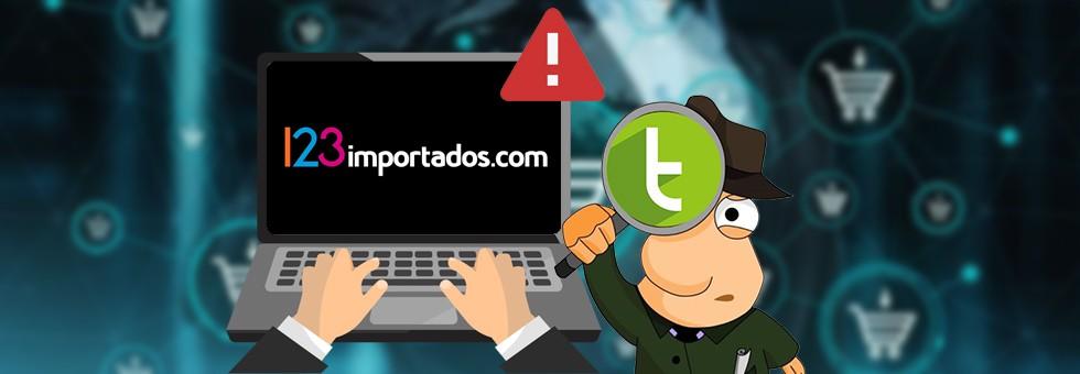 Site 123 Importados gera reclamaes na internet por suspeita de fraude   Detetive TudoCelular