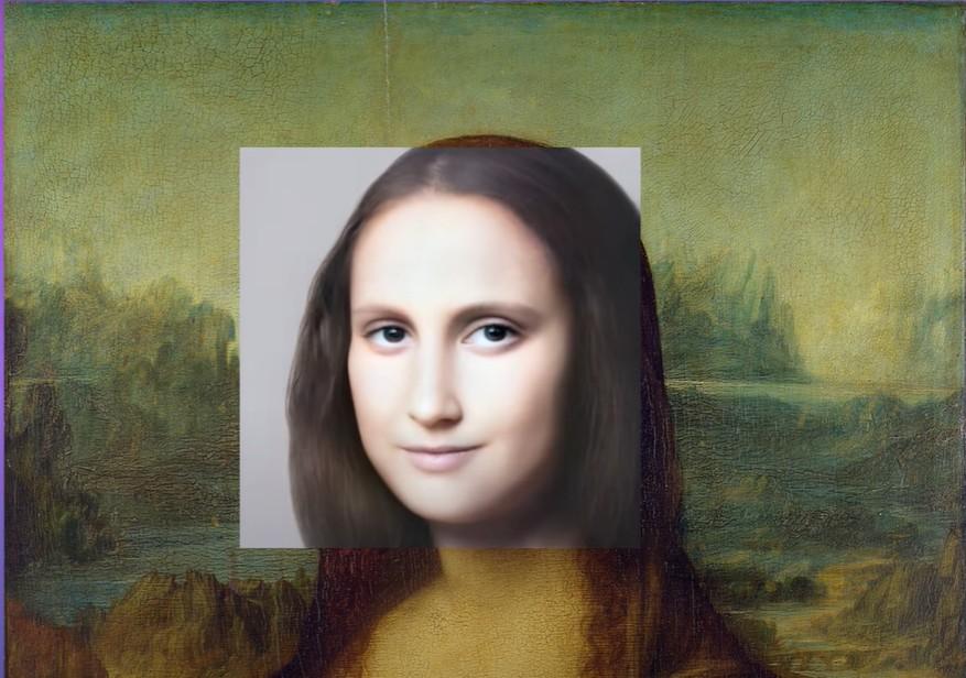 Mona Lisa de 2020? Inteligncia artificial recria pinturas famosas de sculos atrs