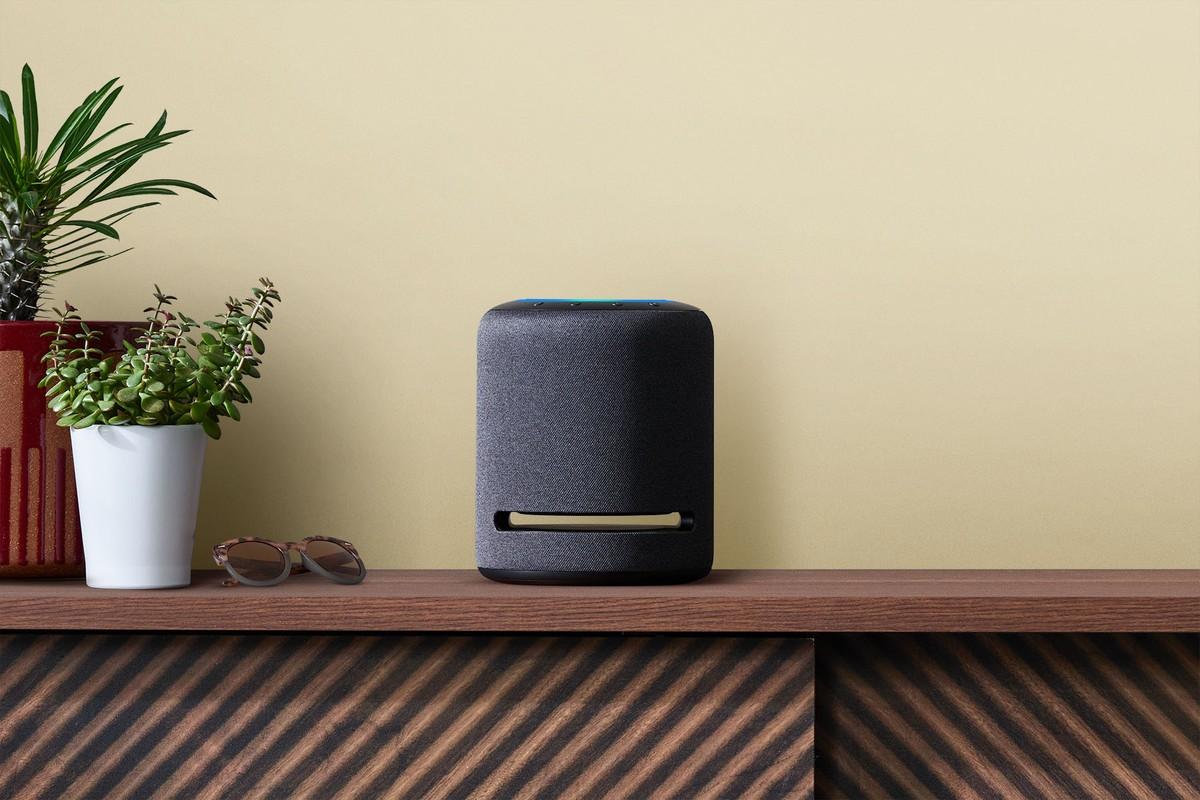 Amazon anuncia Echo Studio no Brasil com cinco alto-falantes e preo promocional de R$ 1499
